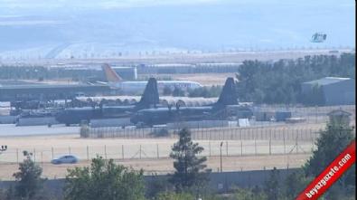 Diyarbakır'a savaş uçağı takviyesi yapıldı