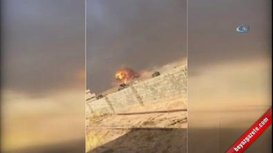 Koalisyon uçakları bombalı aracı vurdu