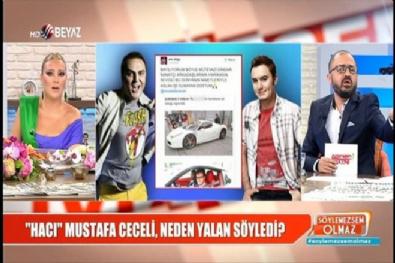 Mustafa Ceceli'nin mumu yatsıya kadar yandı