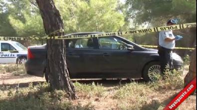 Polis memuru başından vurulmuş halde bulundu