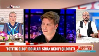 Şoke eden iddia: Sinan Akçıl'ın saçı protez