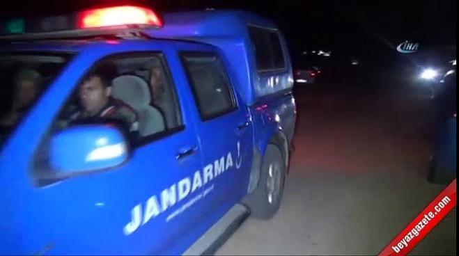 gaziantep saldirisi - Gaziantep'te, kanlı infaz: 2 ölü, 1 ağır yaralı