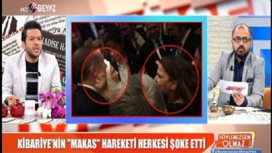 cumhuriyet bayrami - Kibariye'nin, Cumhurbaşkanı Erdoğan'dan makas alması tartışılıyor