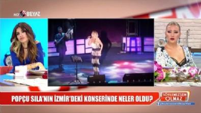 Sıla, İzmir konserinde birlik mesajı verdi