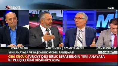 ozcan yeniceri - Canlı yayında MHP'li Yeniçeri'yi kızdıran soru