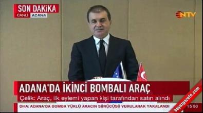 Bakan Çelik'ten AP'nin kararına tepki