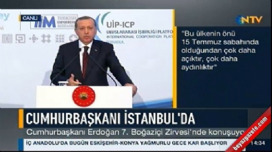 Erdoğan dolarla mücadelede kritik uyarı