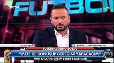 MHK Başkanı Namoğlu Derin Futbol'a konuştu