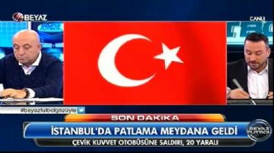 Osman Gökçek: Bu patlama dış güçlerin işi