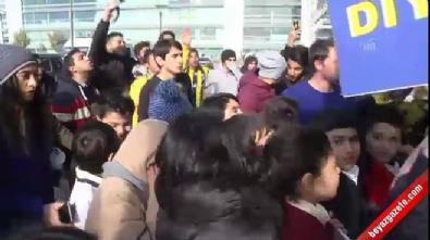 Fenerbahçe kafilesi Diyarbakır'da