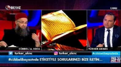 ahmet mahmut unlu - Güzele bakmak sevap mı? Cübbeli Ahmet Hoca'dan ilginç yorum