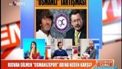 Rıdvan Dilmen'den şok ''Osmanlıspor'' açıklaması
