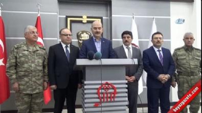 Bakan Soylu'da suikast hakkında önemli açıklamalar