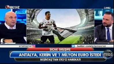 Sinan Engin: Beşiktaş Brahimi'yi alamadı