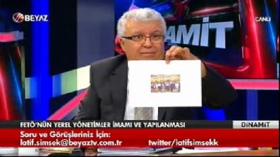 Latif Şimşek CHP'li başkana fena kapak yaptı