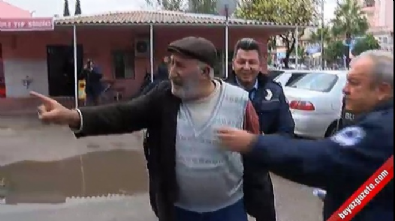 8 yaşındaki çocuğa cinsel istismarda bulunan yaşlı adam gazetecilere saldırdı