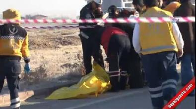 Öğrenci minibüsü ile kamyon çarpıştı: 1 ölü, 14 yaralı