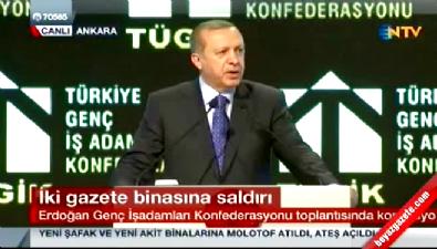 yeni safak - Cumhurbaşkanı Erdoğan TÜGİK Mali Genel Kurulu'nda konuştu