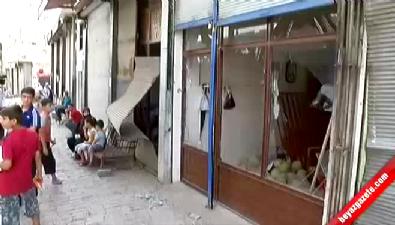 Sur'da Bina Çöktü, 12 Tim Görevlisi Göçük Altında Kaldı