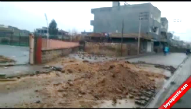 Mardin'de PKK'lılar okula saldırdı