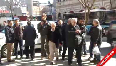 İstanbul'da şüpheli paket paniği