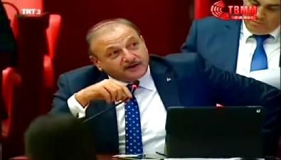 Oktay Vural'ın sözleri Meclis'te tartışma yarattı