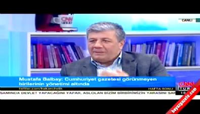 mustafa balbay - Mustafa Balbay: Cumhuriyet'te kalemim tutuklu