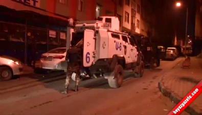 yeni safak - İstanbul'da terör operasyonu