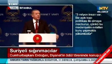 Cumhurbaşkanı Erdoğan: Bizim medeniyetimizin olduğu yerde olamazlar