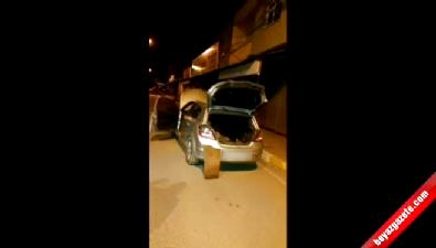 Diyarbakır'da Bomba Yüklü Araç Yakalandı