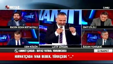 Ahmet Çakar'dan bomba İvan Bebek iddiası