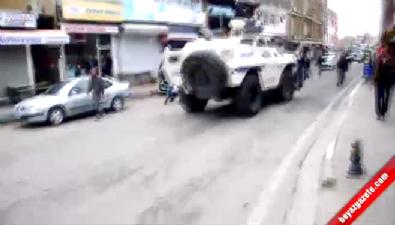 Siverek'te izinsiz Nevruz kutlamasında gerginlik