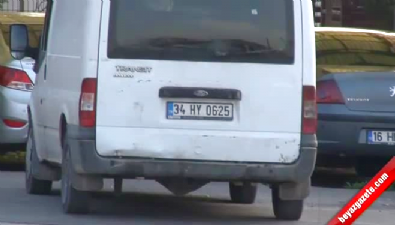 fatih sultan mehmet - Kağıthane'de şüpheli araç paniği