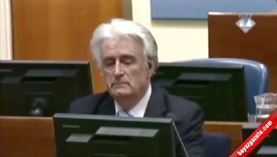 Bosna Kasabı Karadziç'in İnsanlığa Karşı Suç İşlediği Hükmüne Varıldı