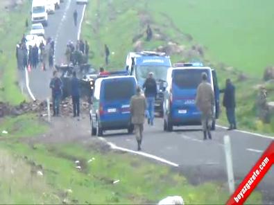 Şanlıurfa Siverek'te Askeri Aracın Geçişi Sırasında Patlama: 3 Yaralı