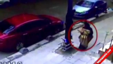 Ölen bebeğini metruk binaya bıraktı
