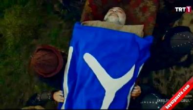 Deli Demir'e veda sahnesi ise seyirciyi ağlattı