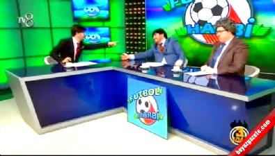 3 Adam'ın Beyaz Futbol skeci kahkahaya boğdu