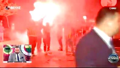 Fenerbahçe'ye Samandıra'da şok protesto