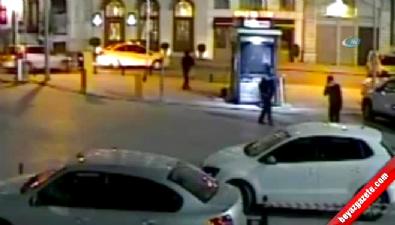 İstanbul'daki kan donduran otoparkçı cinayeti kamerada