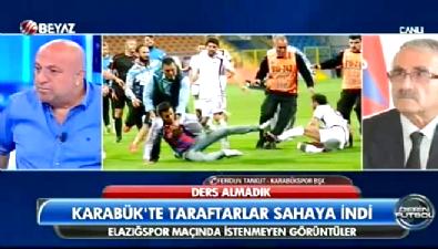 KArabükspor Başkanı Beyaz Futbol'a konuştu