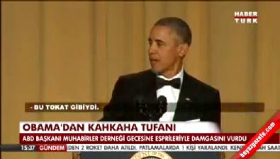 Obama veda etti
