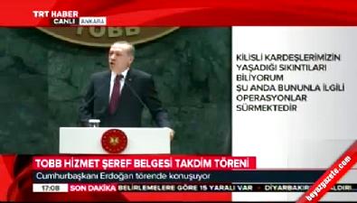 Cumhurbaşkanı Erdoğan: Gitmek isteyenler buyursunlar gitsinler