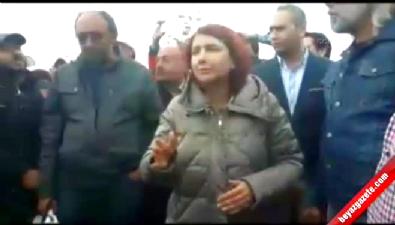 avcilar belediyesi - Avcılar Belediye Başkanı Handan Toprak Benli'den İş Bırakan İşçilere Tehdit