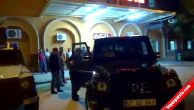 Mardin'de bombalı saldırı