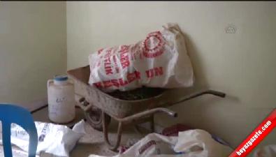 Nusaybin'de PKK'nın kaçış tüneli bulundu