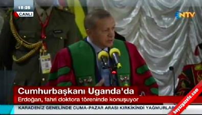 Cumhurbaşkanı Erdoğan: Dünya 5 daimi ülkenin iki dudağı arasına mahkum olamaz
