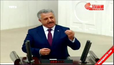 ulastirma denizcilik ve haberlesme bakani - Meclis'te 'İzmir' gerginliği
