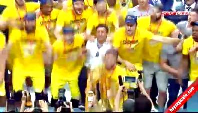 spor toto - Fenerbahçe şampiyonluk kupasını aldı