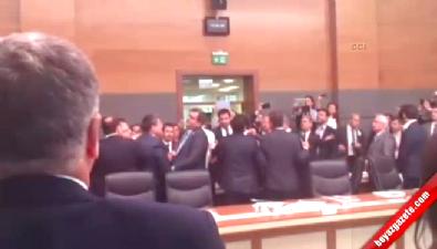 mahmut tanal - CHP'liler Adalet Bakanı'nın üzerine yürüdü